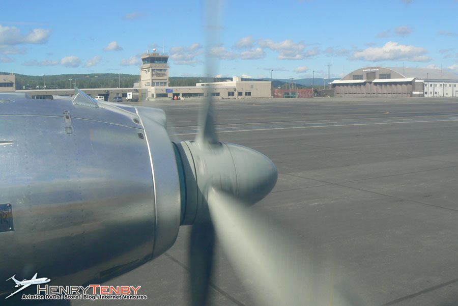 Air North HS748 A Day Onboard AUG 2006
