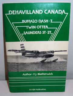 De Havilland Canada Fleet History