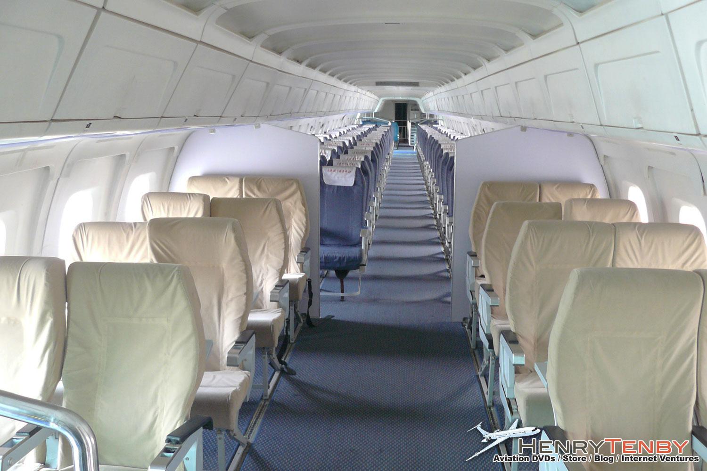 Shanghai Aviation Museum DC-8-61
