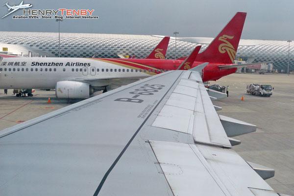 Shenzhen Airport day trip