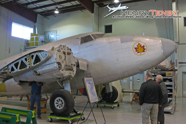 TCA Lockheed Lodestar