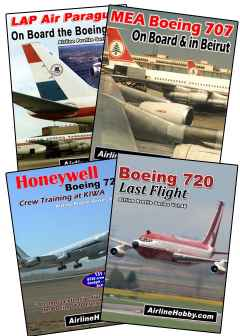 Boeing 707 DVD bundle