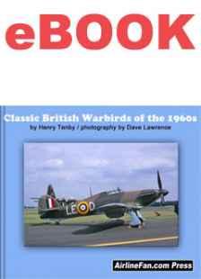 Classic British Warbirds 1960s ebook