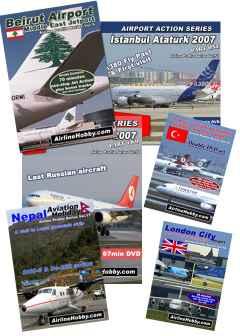 DVD bundle airport DVDs
