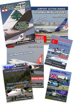 DVD bundle airport DVDs