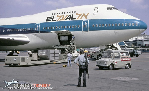 EL AL wrote the book on airline security