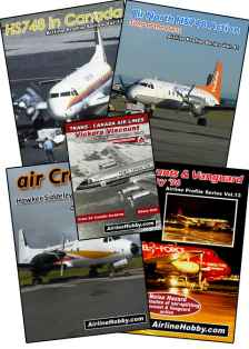 Rolls Royce Dart airliner DVD Bundle