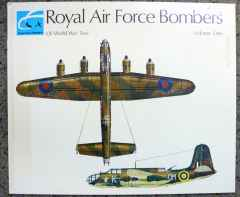 Royal Air Force Bombers of World War Two by Philip J.R. Moyes Doubleday 1971