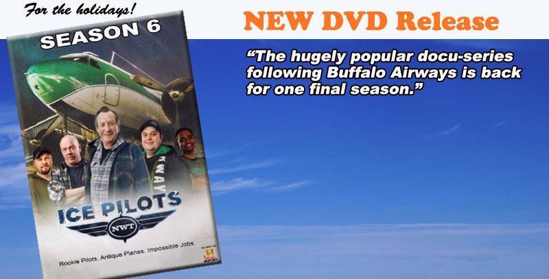 Latest DVD Buffalo Season 6