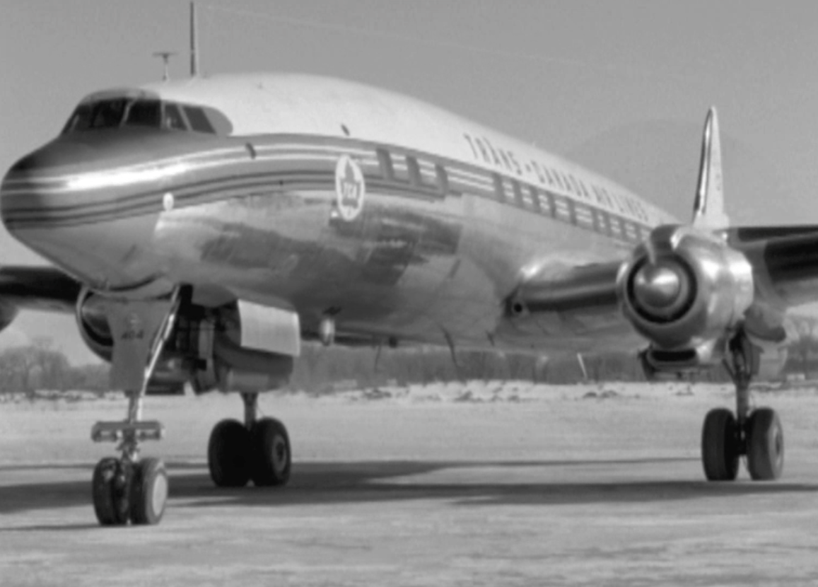 Treasure trove of vintage Air Canada TCA movie footage found