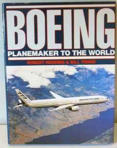 Boeing plane maker of the world