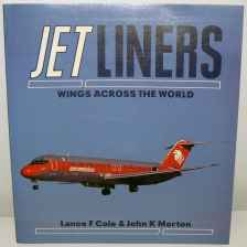 Jetliners Wings Across the World book by Cole Morton