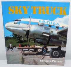 Sky Truck book Stephen Piercey