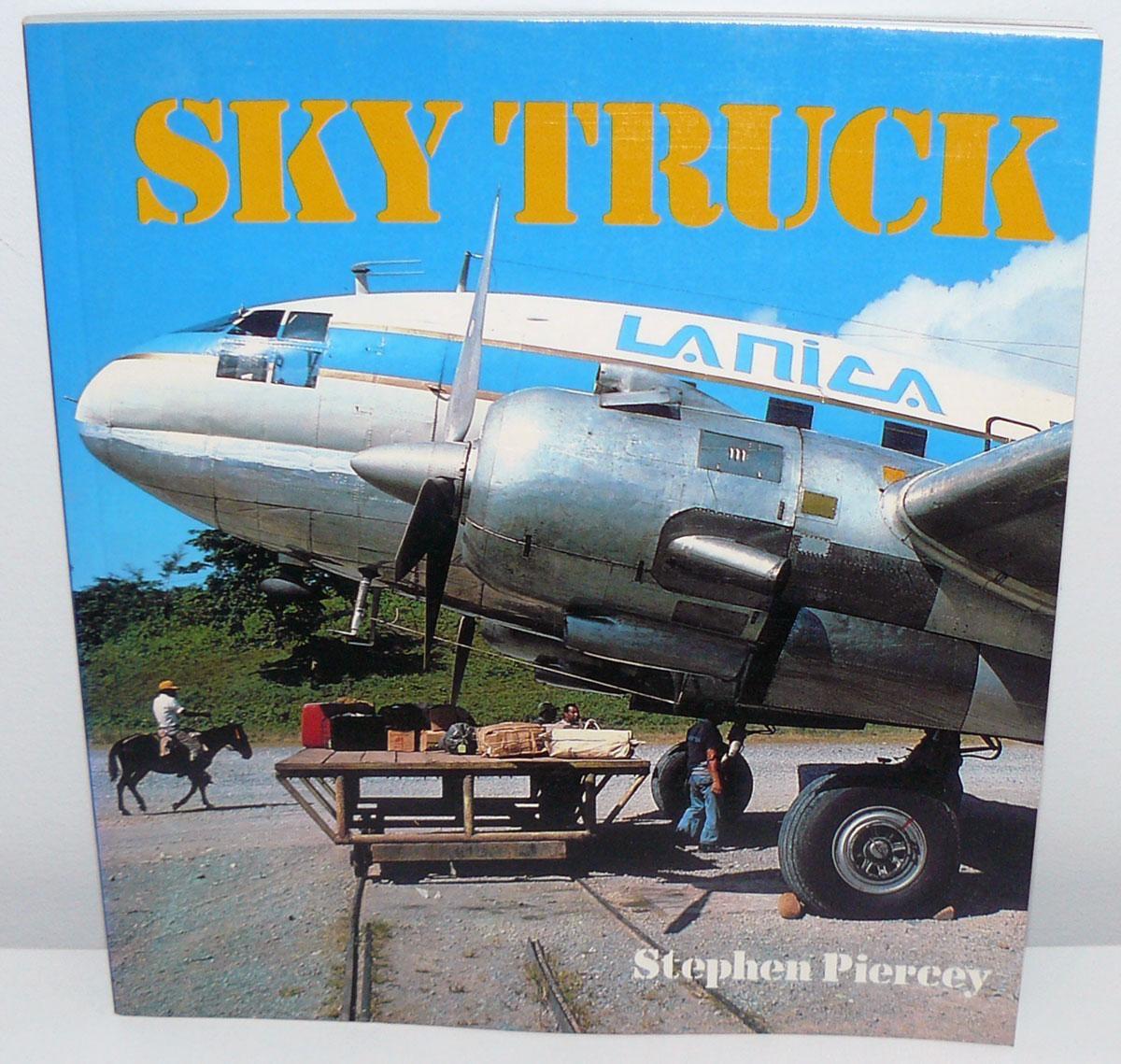 Sky Truck by Stephen Piercey