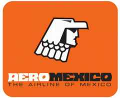 Aero Mexico Mouse Pad