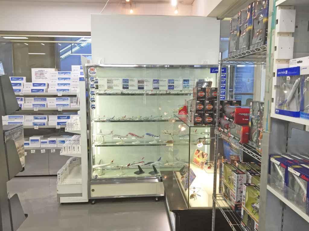 JAL Shop Haneda airport Tokyo