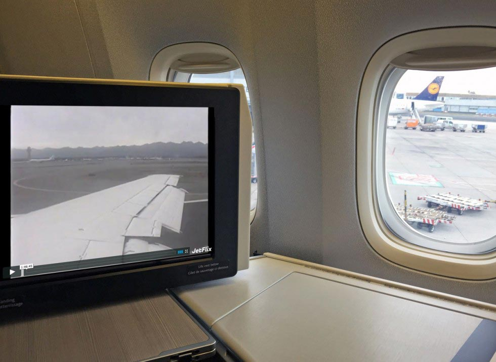 Streaming aviation channel launches on mobile devices