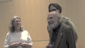 Dr. Lionel Tenby retirement 2014