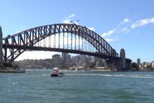 Henry Tenby short visit to Sydney Australia