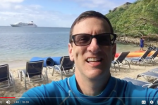 Windstar Breeze Caribbean cruise report by Henry Tenby