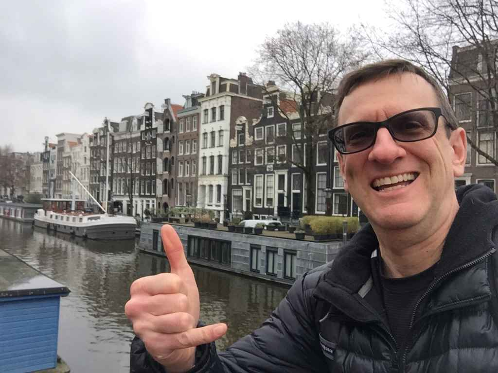 Even if you are a hard core airline freak, when visiting Amsterdam you have to take a break from the airport and head into Amsterdam for a day of exploring this amazing water city. It is a 20 out of 10 city, take it from Henry Tenby that you won't be disappointed!