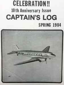 WAHC Captains Log Spring 1983