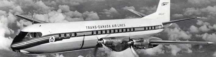 TCA Vanguard inflight 1960