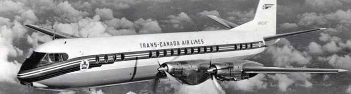 TCA Vanguard inflight 1960