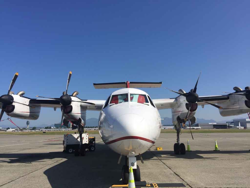 Vancouver Aviation Fan Henry Tenby Charters Iconic Canadian Airliner for Special Visit to Abbotsford Airshow Tomorrow Only