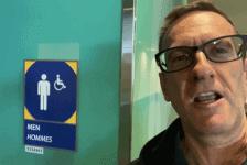 Calgary Airport Shithouse Shortage