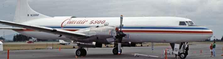 SP4643 Kelowna Flightcraft CV5800 N5800 Aug1993