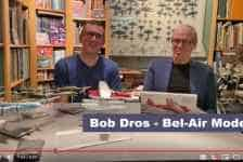 Bob Dros Dutch Master Aircraft Model Maker: - Interviewed by Henry Tenby
